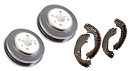 Brake Drums & Shoes Sets